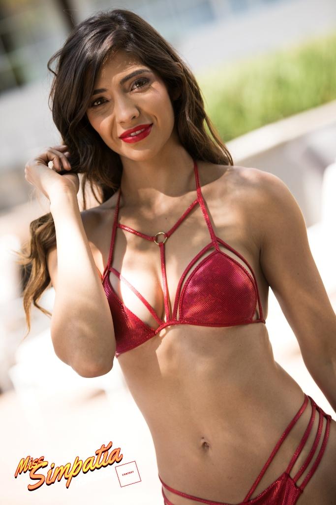 Vota por Miss Simpatía 2018
